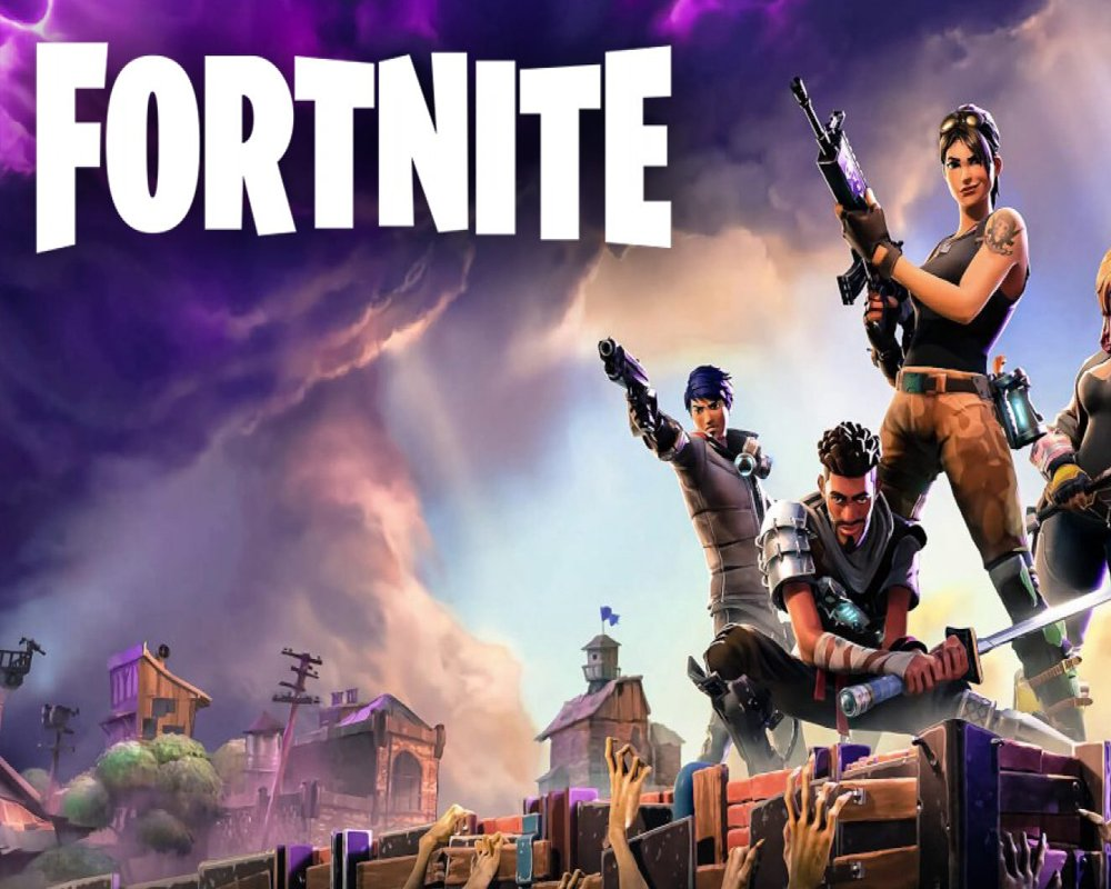 ONLINE PS4 PRO 4K FORTNITE KEYFİ